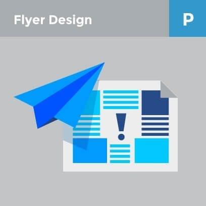marketing flyer design depeche code
