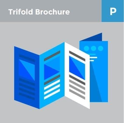 TriFold Brochure Design  Depeche Code