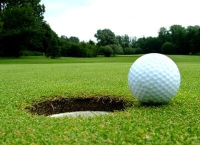 Orlando Golf Course Web Design