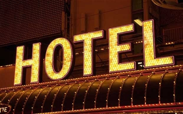 Orlando Hotel Web Design