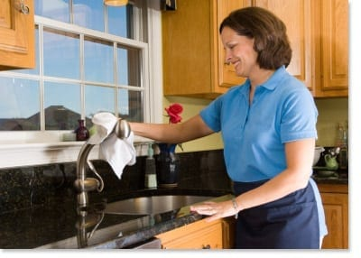 Orlando Housecleaning Web Design