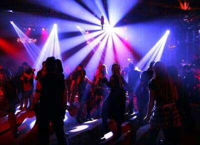 Orlando Night Club Web Design