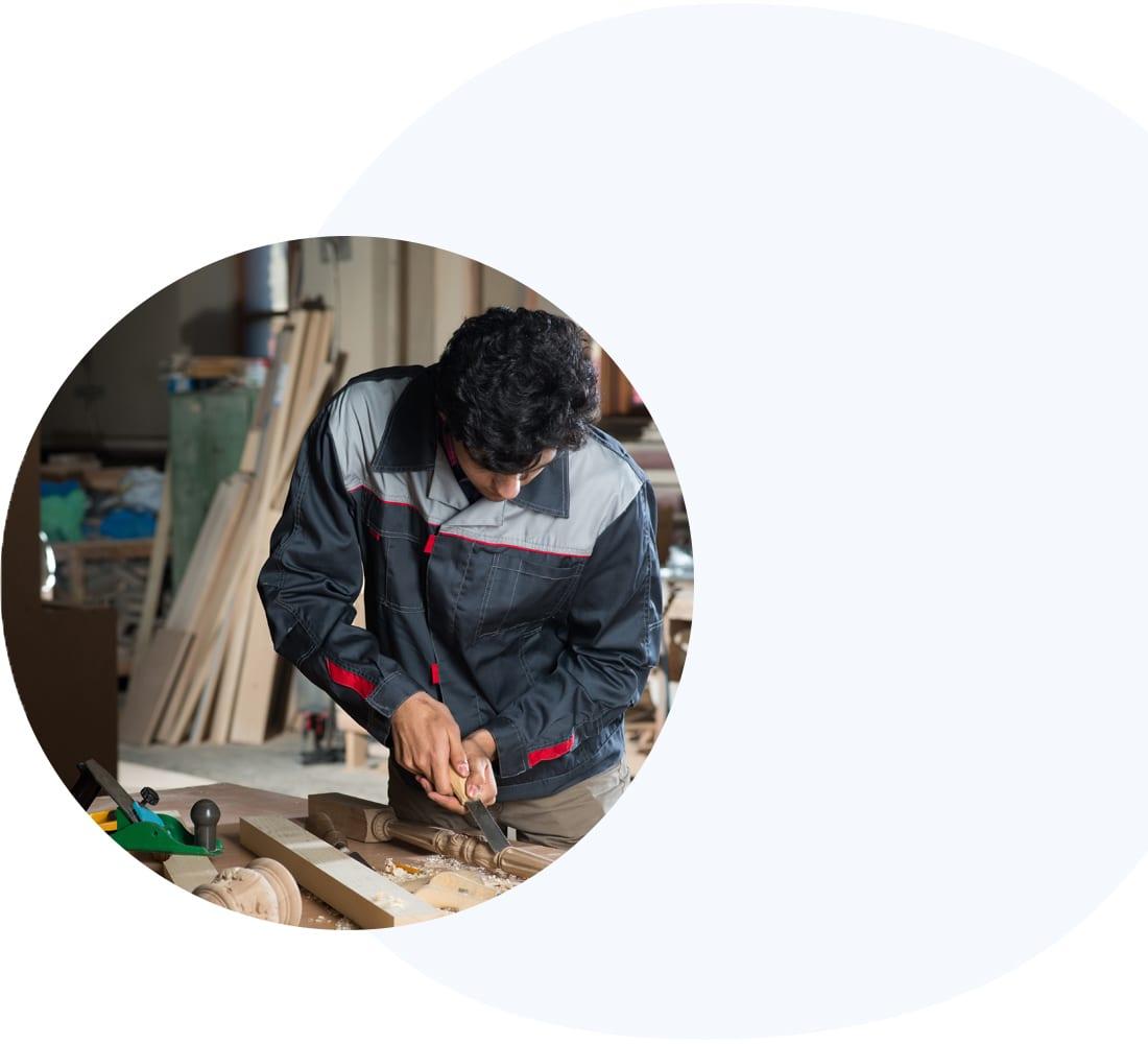 Green Bay Carpentry Web Design