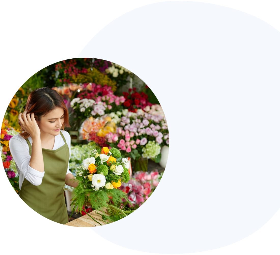 Milwaukee Florist Web Design