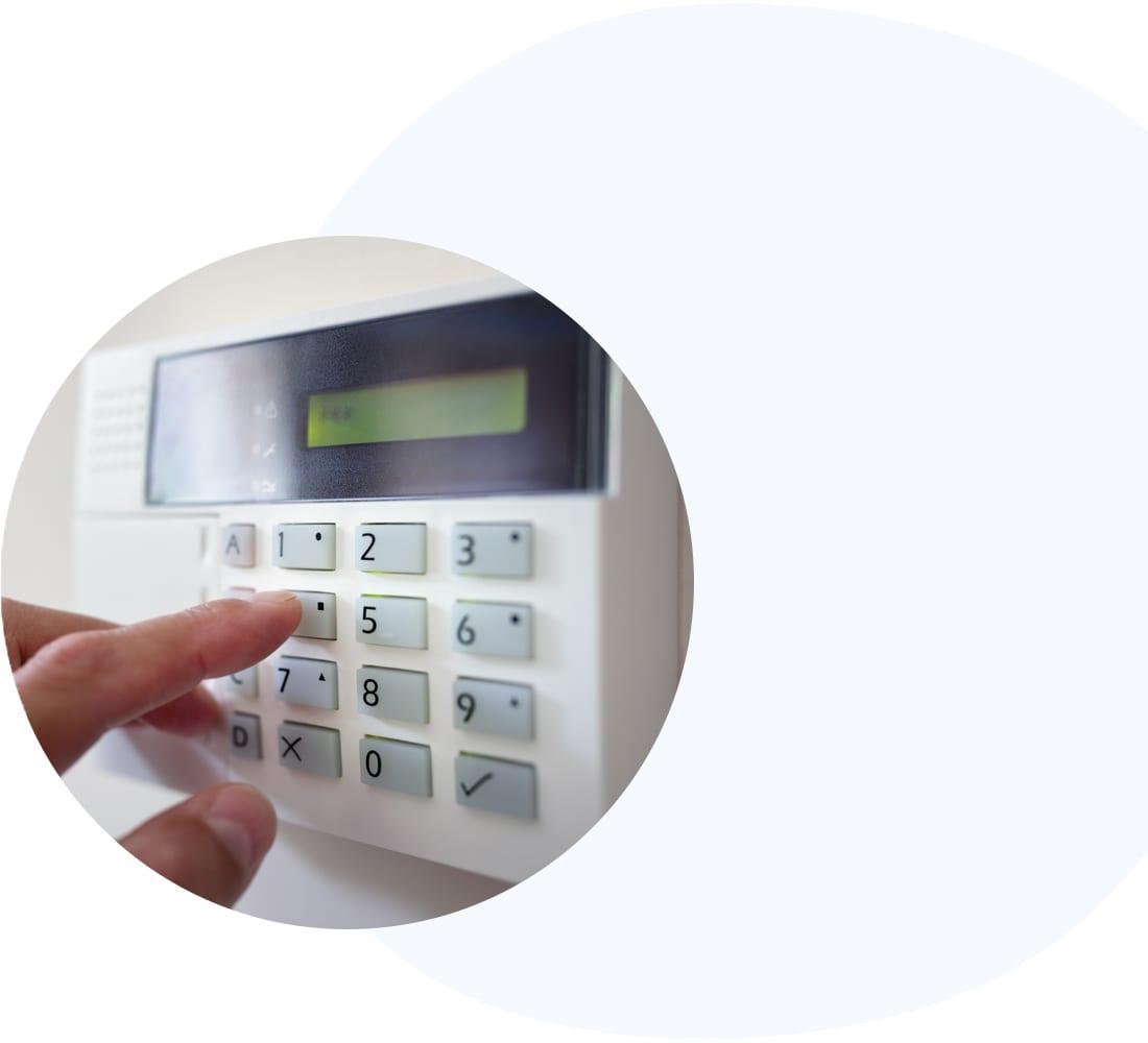 Milwaukee Home Security Web Design