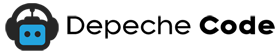 Depeche Code Logo